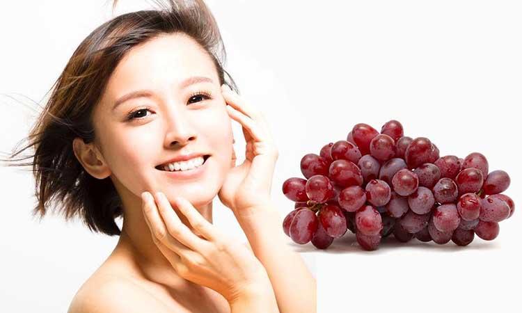 manfaat anggur untuk wajah