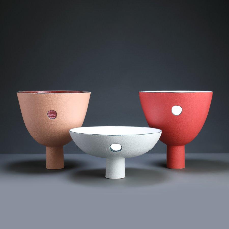 ceramica design collezione chakra eva mun