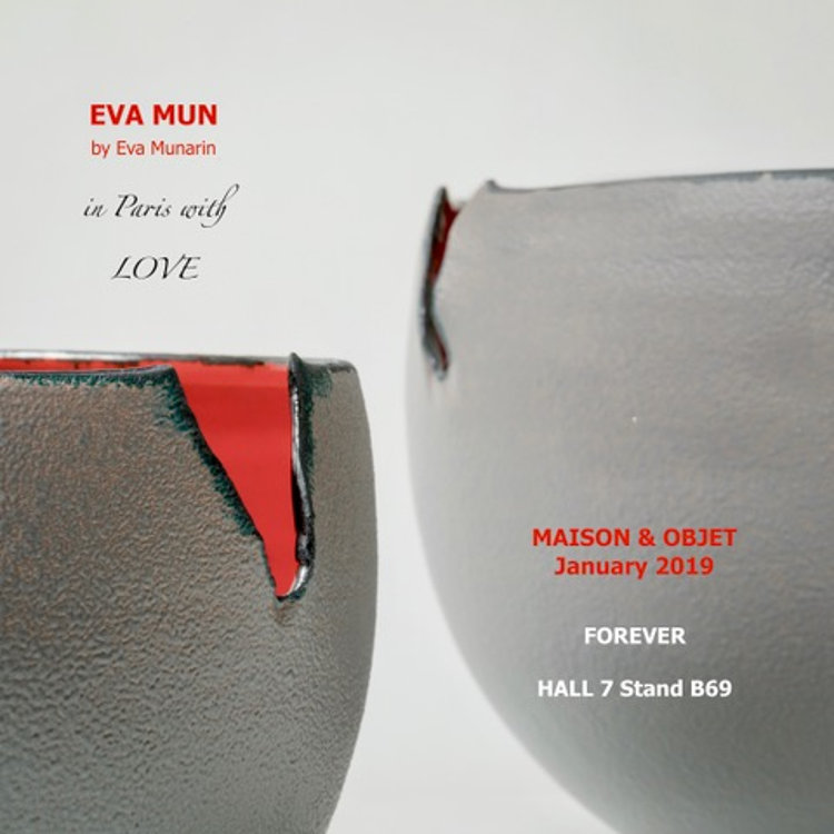 Ceramica artistica M&O Paris 2019