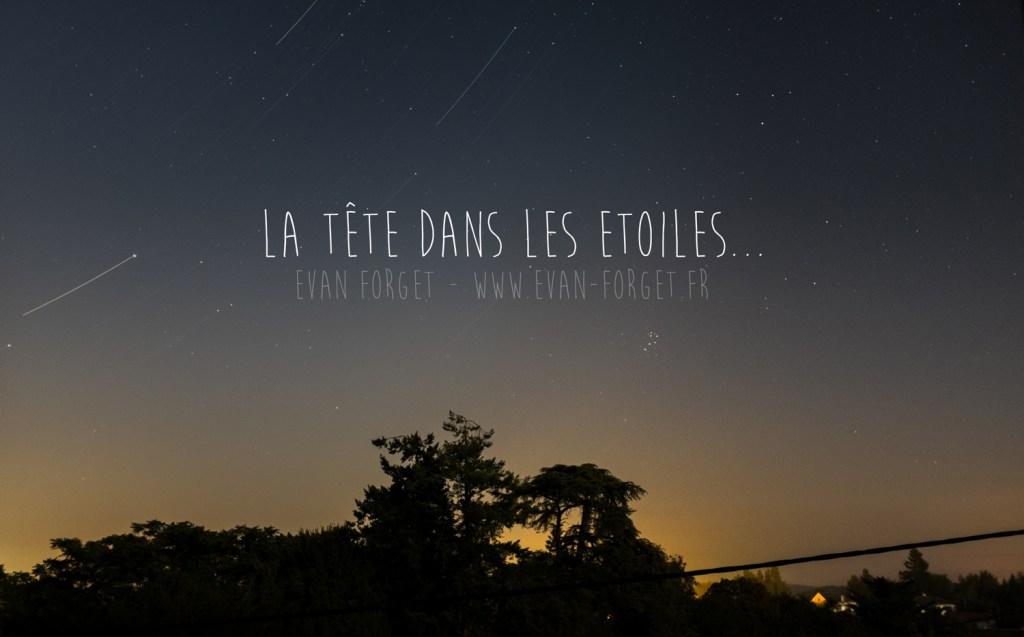 Evan Forget - Photographe sur Nantes / Ciel étoilé