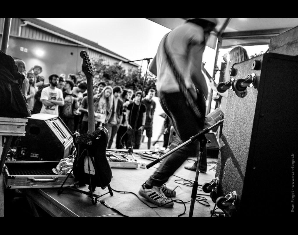 Noir et blanc - Concerts par Evan FORGET-2