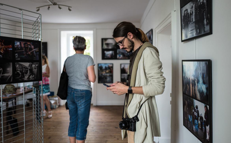 Evan Forget - Photographe sur Nantes et Studio Raw - Fujifilm X-Pro 2 et Leica Q France-ouest france galerie senechal lucs sur boulogne