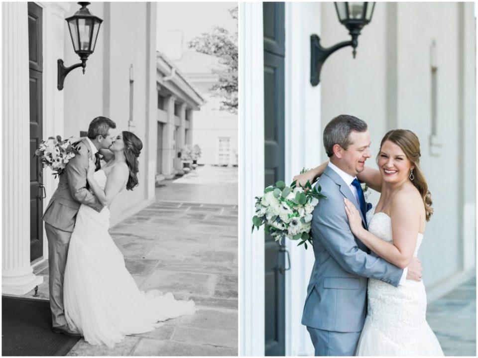 Downtown Athens Wedding