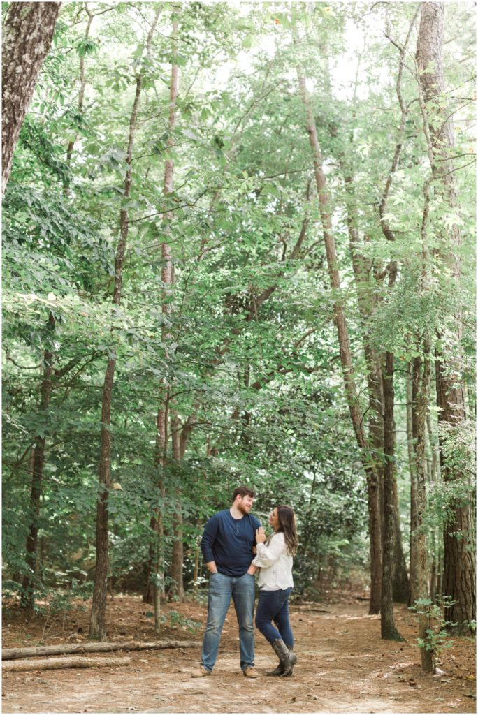 Sope Creek Engagement