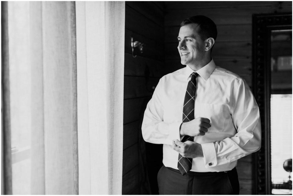 Wheeler House Photographer Groom