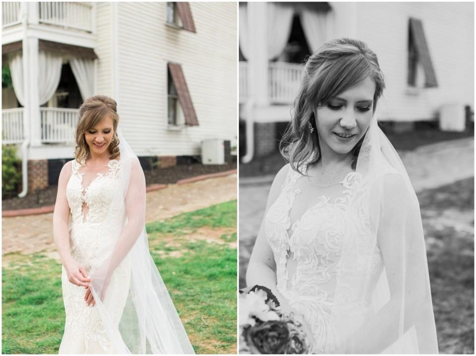 Wheeler House Photographer Wedding Portraits