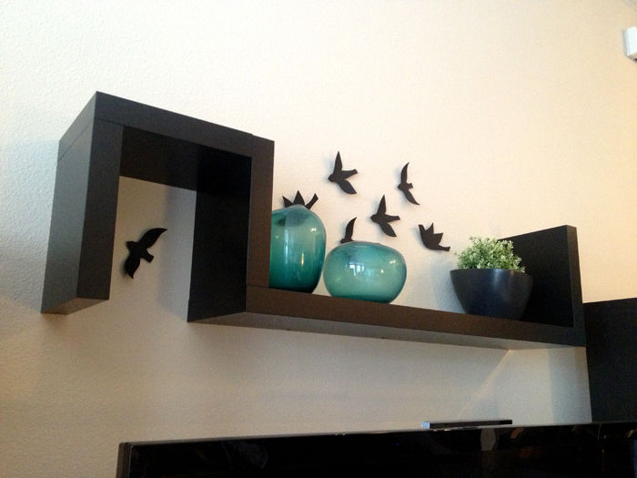 "DIY West Elm ""S"" Shelf- evanandkatelyn.com"