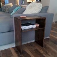 DIY Simple Side Table