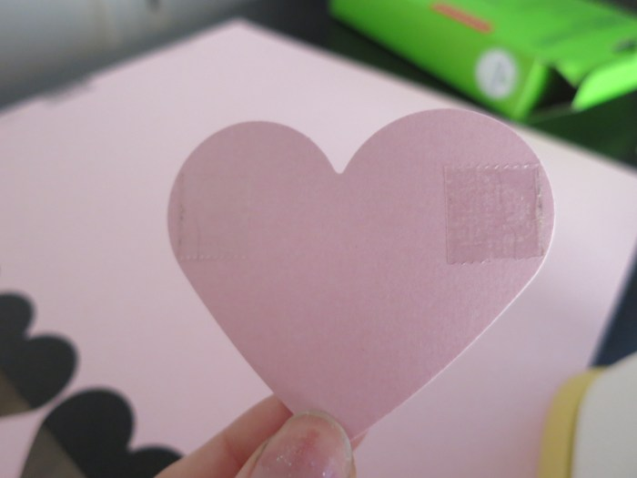 Easy DIY Paper Heart Straws
