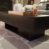 Caster Coffee Table
