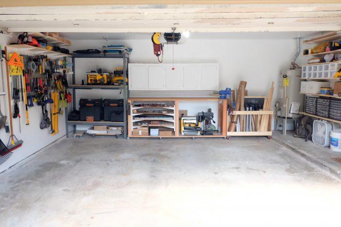Garage Storage Ideas Evan Katelyn Home Diy Tutorials