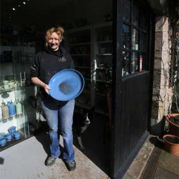 Focus on an EVAN artist: Mary Chappelhow