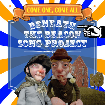 Beneath the Beacon Song Project CD