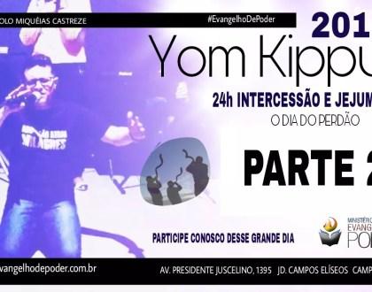YOM KIPPUR / 24H INTERCESSÃO 2 -SET/17