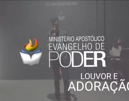 CADEIAS QUEBRAR - LOUVOR E ADORAÇÃO