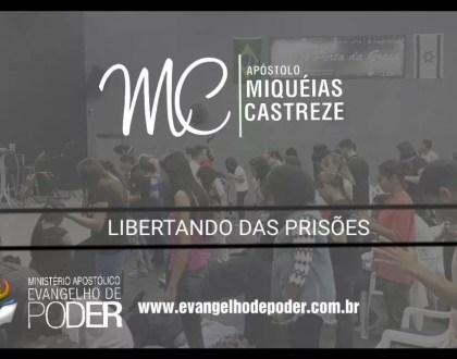 LIBERTAÇÃO - SEXTA PROFÉTICA (06, Abr 2018)
