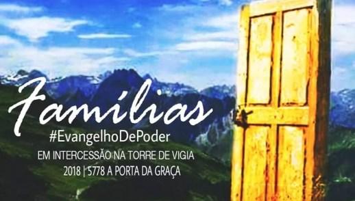 TORRE DE VIGIA | FAMÍLIAS NA INTERCESSÃO