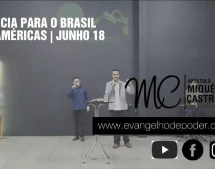 PROFECIA BRASIL E AMÉRICAS JUNHO/18