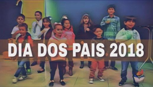 DIA DOS PAIS 2018 - REDE RIA