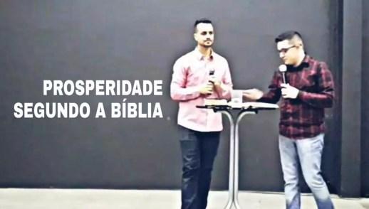PROSPERIDADE BÍBLICA - AP. MIQUÉIAS CASTREZE E PR. VICTOR QUESADA