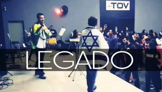 LEGADO + ORAÇÃO BRASIL