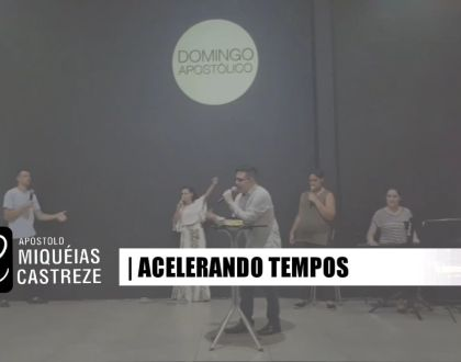 ACELERANDO TEMPOS - PROFECIA