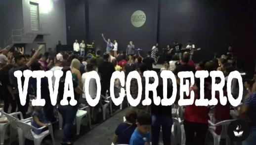 VIVA O CORDEIRO - EVANGELHO DE PODER
