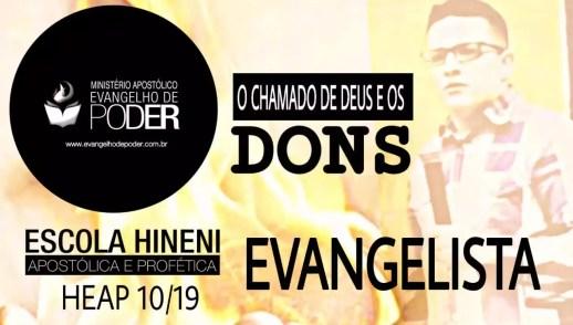 DONS | EVANGELISTA - HEAP 10/19