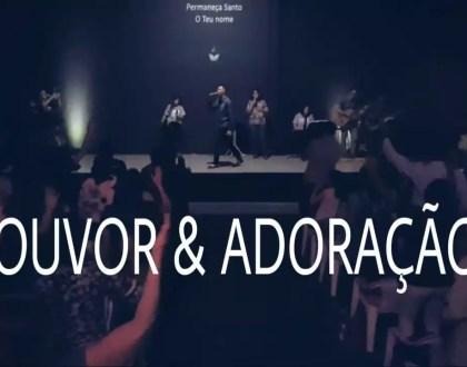 LOUVOR E ADORAÇÃO - DOMINGO APOSTÓLICO (17, FEV 2019)