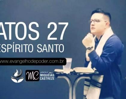 ATOS 27   ESPÍRITO SANTO - AP. MIQUÉIAS CASTREZE