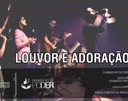 Louvor & Adoração | Domingo Apostólico (10, Nov 2019) | Evangelho de Poder