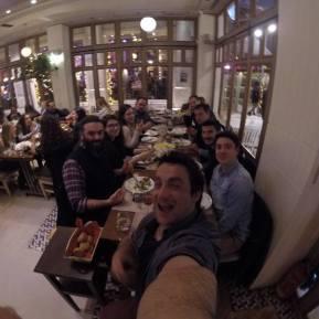 Food is always necessary! @8th WordPress Thessaloniki Meetup