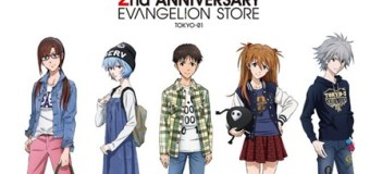Evangelion Store completa 2º Aniversário