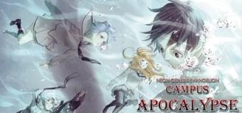 Evangelion Campus Apocalypse – Estágio 17/22