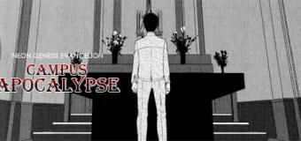 Evangelion Campus Apocalypse – Estágio 21 e FINAL