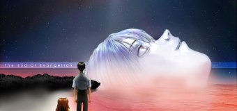 Evangelion e The General Zapped an Angel [via Elfen Lied Brasil]
