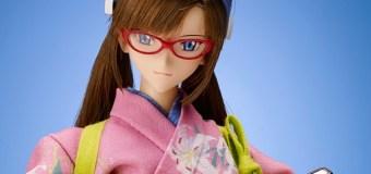 """Mari Makinami with Japanese Sword"" doll"