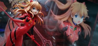 FIGURE | [SEGA] Asuka Langley X Longinus Spear