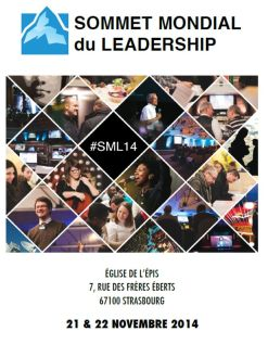 Sommet Mondial Leadership 2014