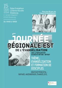 3ème Journée régionale Evangélisation