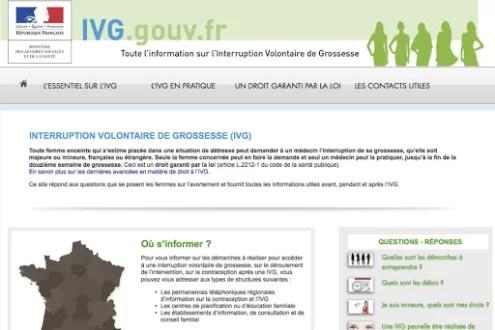IVG.gouv.fr