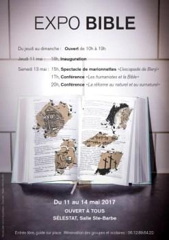 Expo-Bible à Sélestat