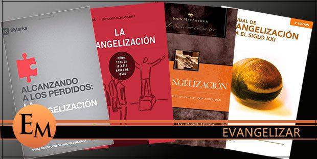 La Evangelización 4 libros