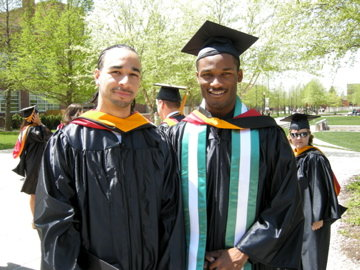 Uche Afoe graduation