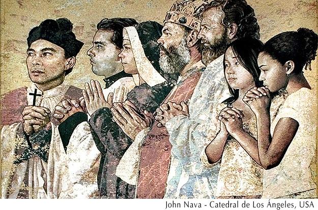 La Oración de los fieles, edición española