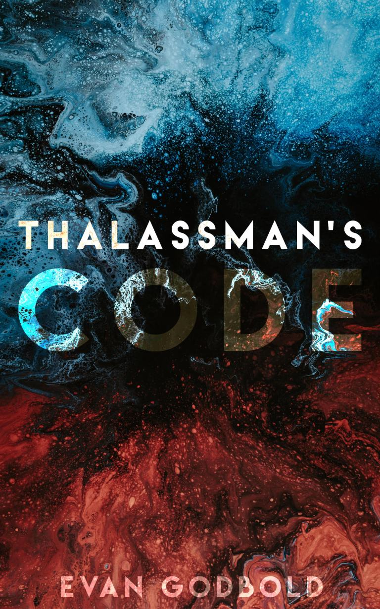 thalassmans code book cover