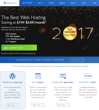 Best Web Hosting Packages