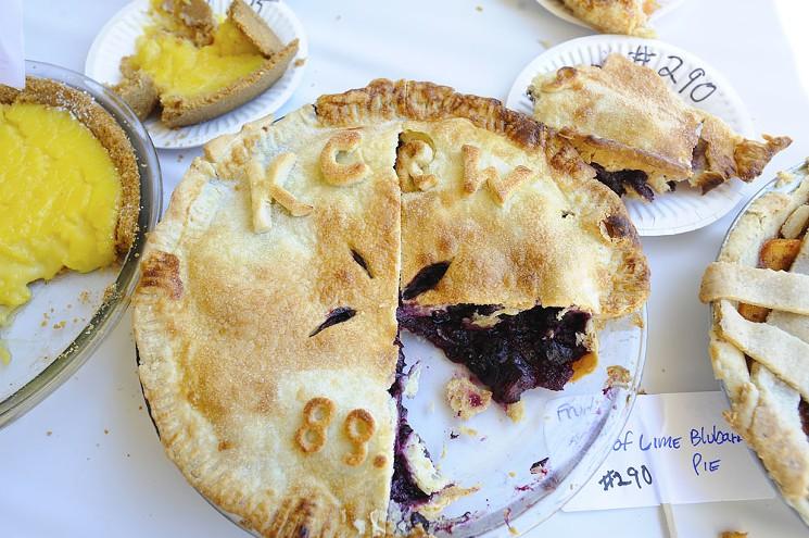 kcrw good food pie contest registration now open