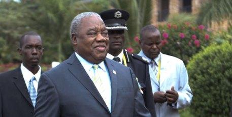 Zambian President Banda