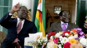 Tsvangirai and the old crocodile together again